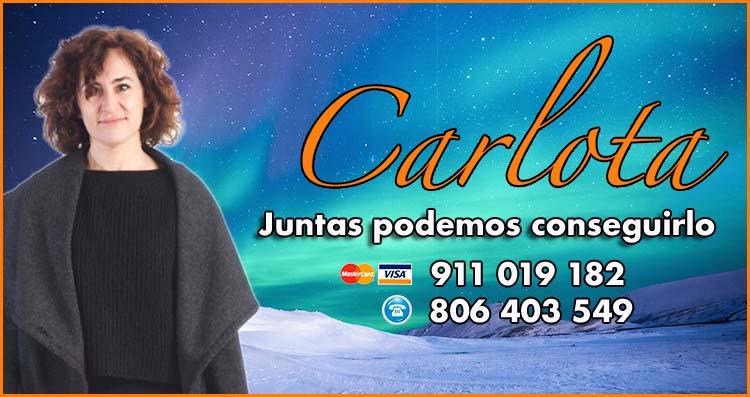 Carlota clarividente real