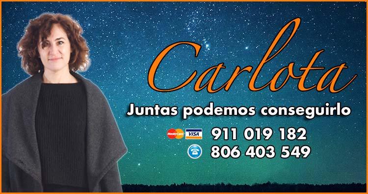 Carlota tarot y videncia con verdadera medium