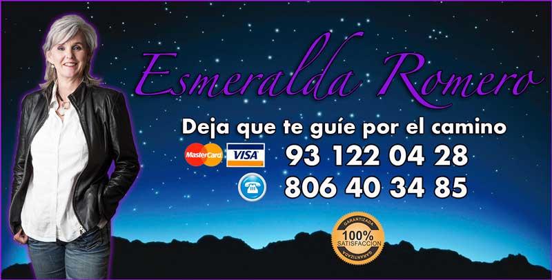 Esmeralda Romero - vidente recomendada