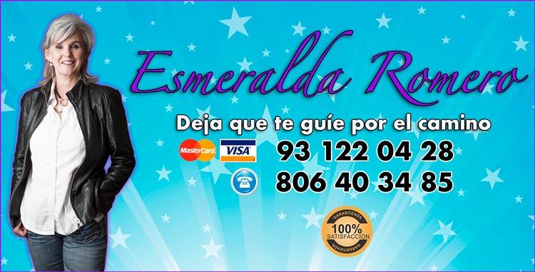Esmeralda Romero - videntes que atienden personalmente