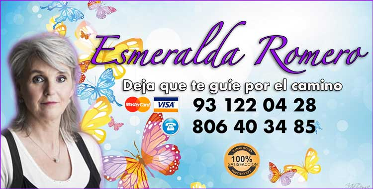 Esmeralda Romero videntes y tarotistas buenas y fiables