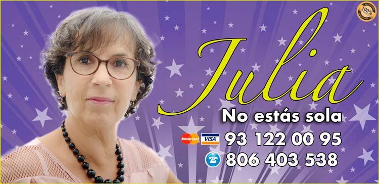 Julia - Videntes de prestigio