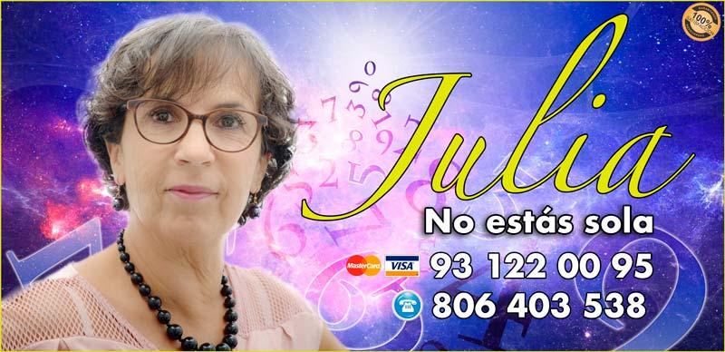 Julia vidente especializada en numerologia