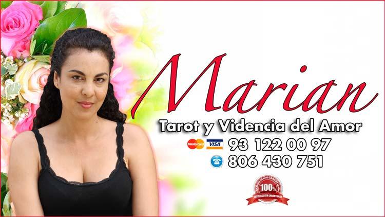 Marian tarotista vidente que acierta en todo