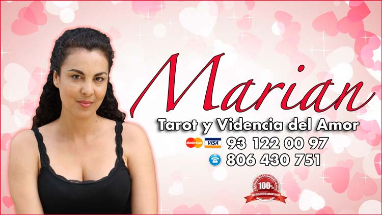 Marian videncia de amor
