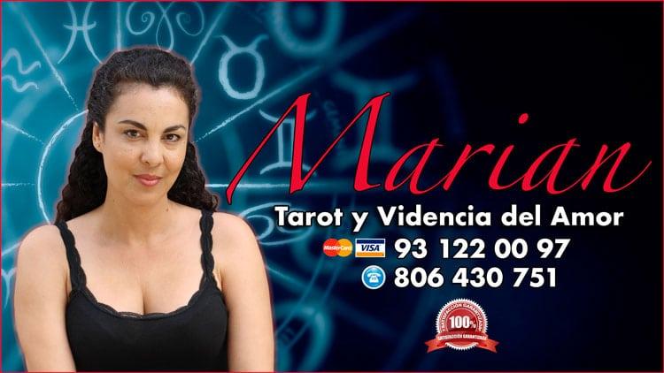 Marian - videntes buenas por telefono