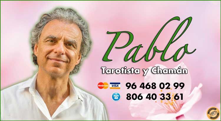 Pablo tarotistas videntes profesionales