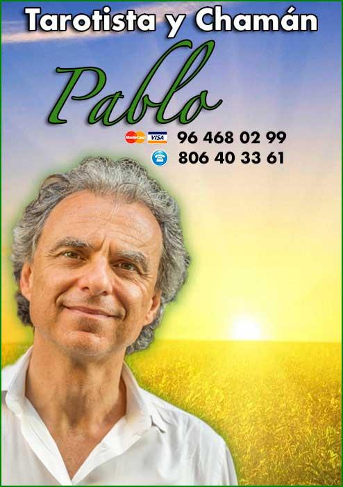 Pablo - tarotistas y videntes famosos en España