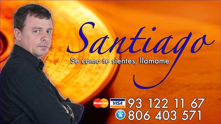 Santiago videncia sin gabinete