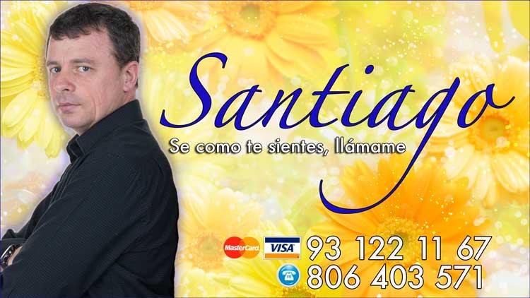 Santiago vidente y tarotista sin gabinete
