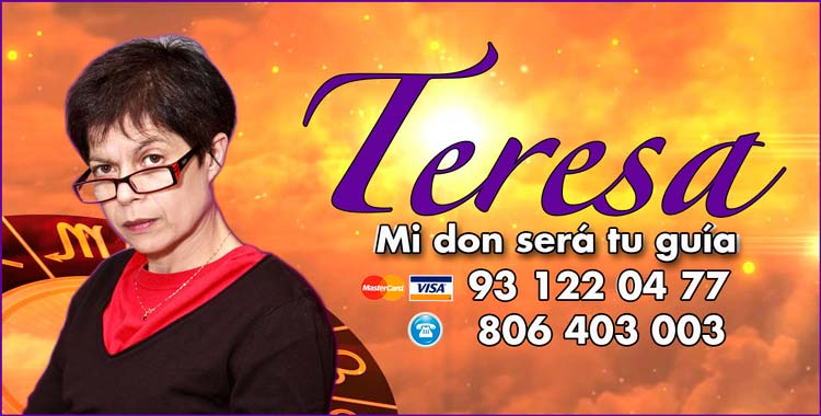 Teresa - Telefonos de videntes para consultar las 24 horas