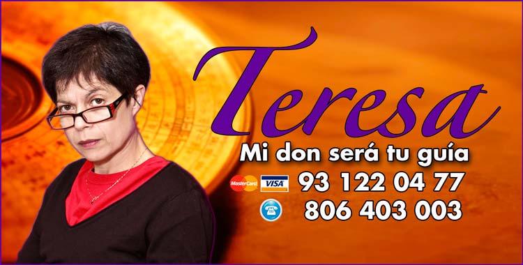 Teresa vidente real