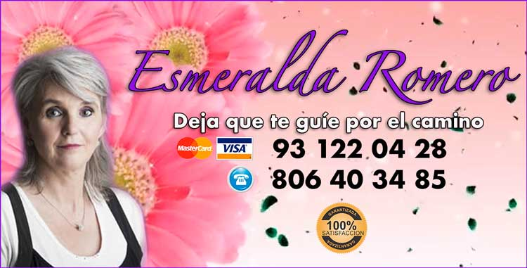 Vidente Esmeralda Romero - Los mejores videntes espanoles