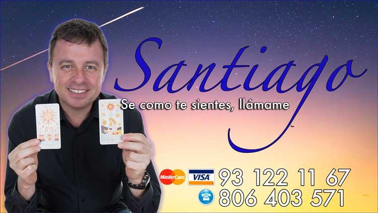 Vidente Santiago - Los mejores videntes espanoles