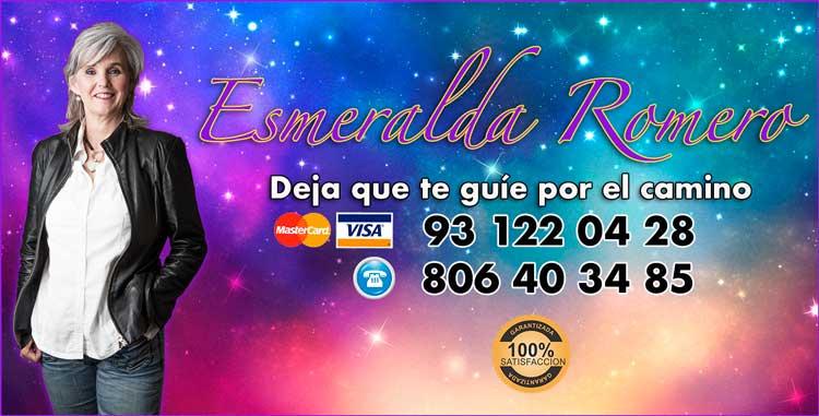 Esmeralda Romero - videntes buenas por telefono