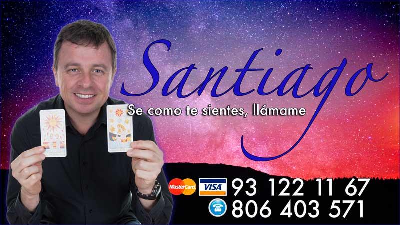 Santiago - vidente bueno
