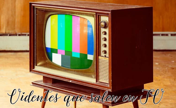 videntes que salen en television