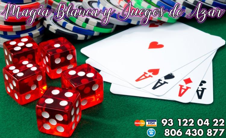 magia blanca para tener suerte en los juegos de azar