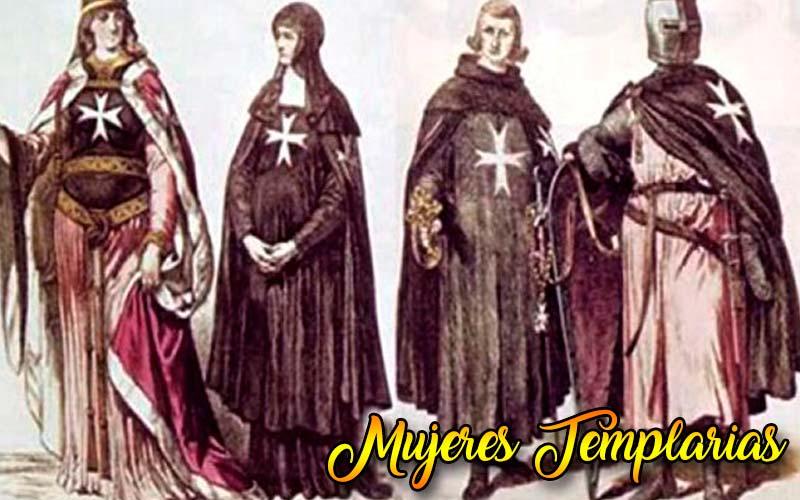 mujeres templarias